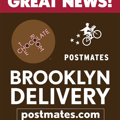 Postmates delivery for TCR